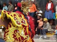 Carneval Parade 2 - Puno, Peru