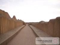 Chan Chan Corridor - Trujillo, Peru