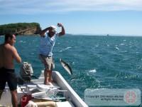 Fishing for Yellowfin - San Juan del Sur, Nicaragua