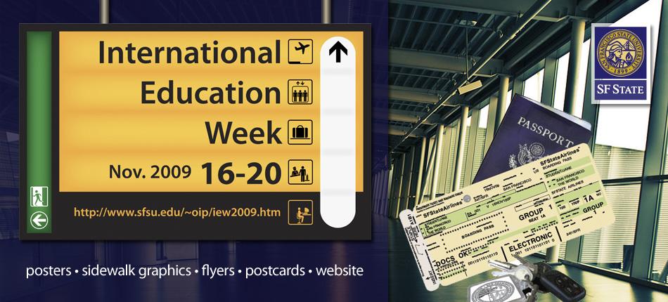 SFSU International Education Week