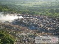 Smoking Dump - Leon, Nicaragua